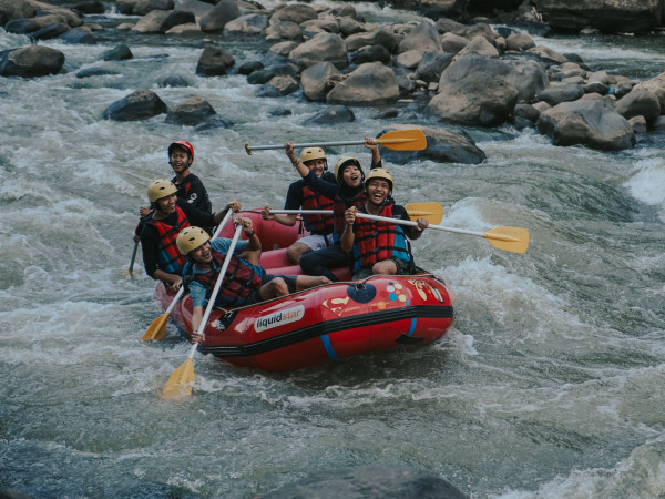 Adventure of Elo Rafting