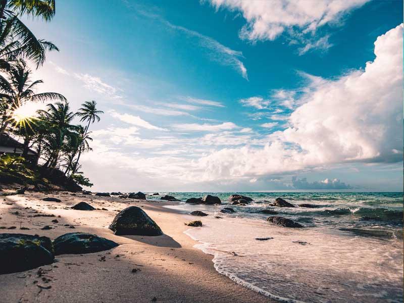Eksotis Tour Spesial Pantai Parai Tenggiri Bangka